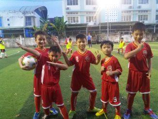 Học phí dạy bóng đá Nam việt