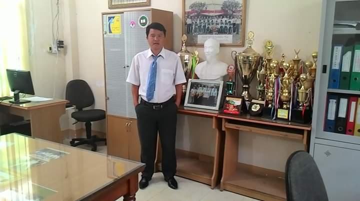 Giám đốc trung tâm bóng đá nam việt