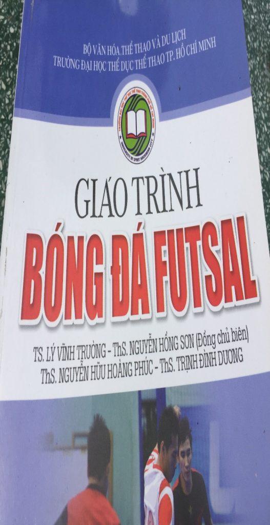 sách dạy futsal bóng đá nam việt